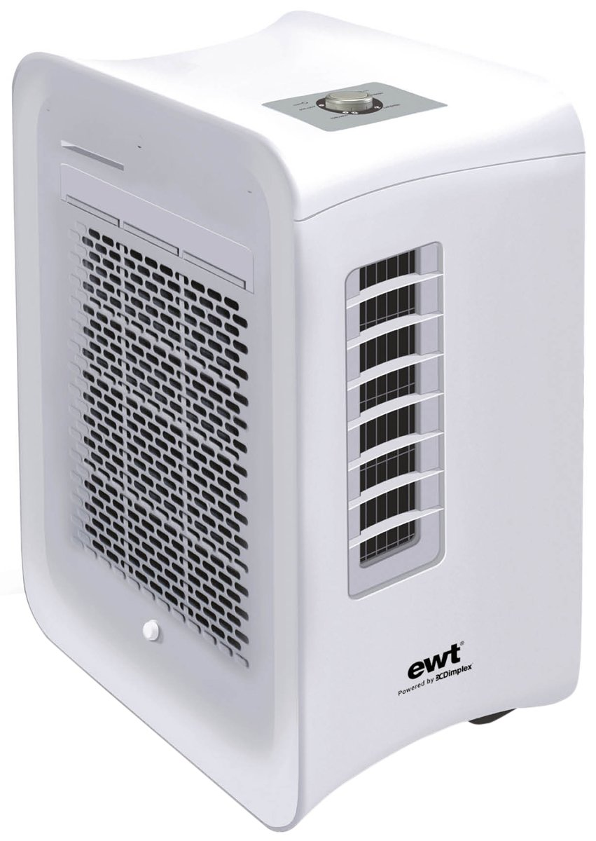 Dimplex EWTC9 2.6kW Portable Air Conditioner with Dehumidifier - FREE Delivery & Price Match* image