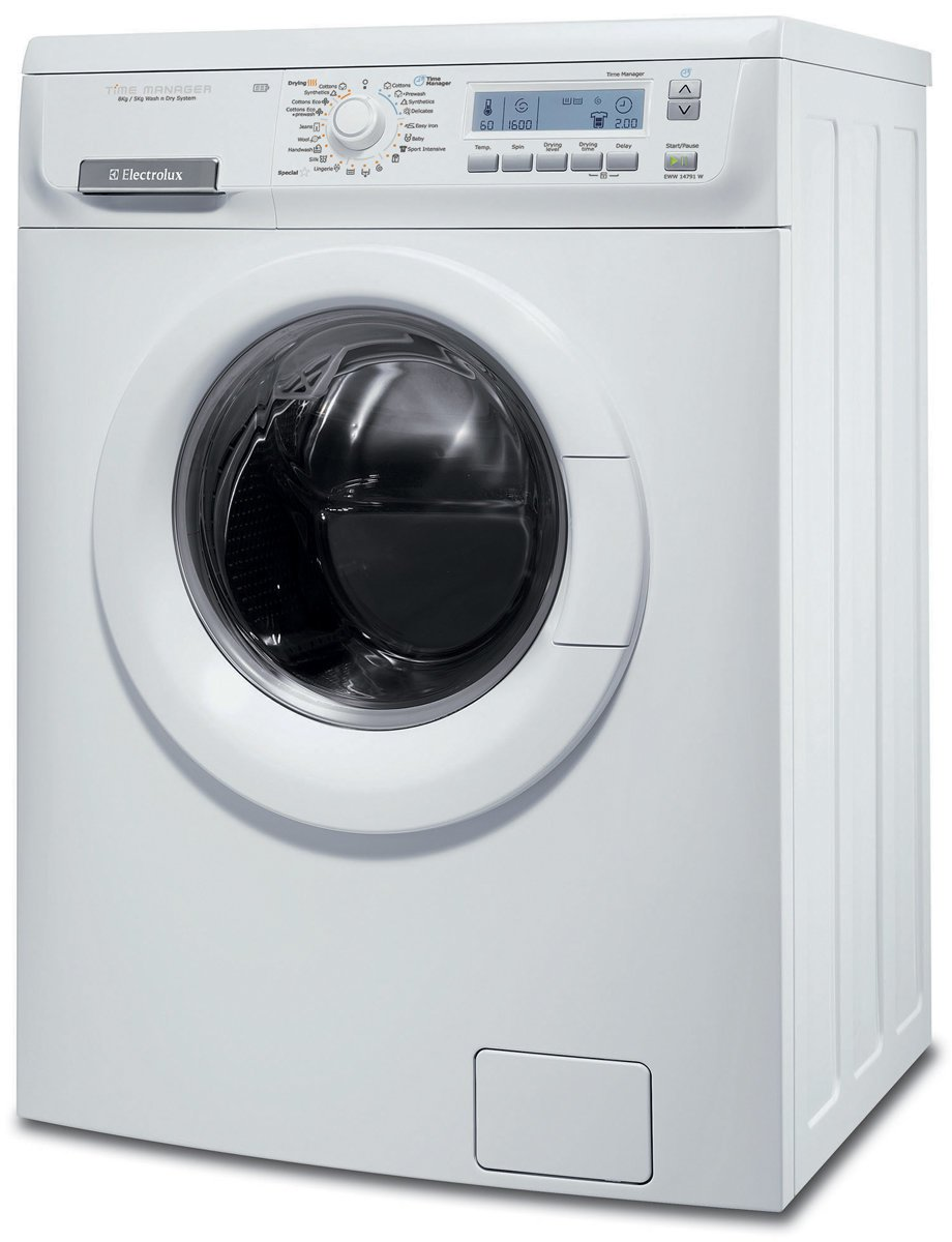 Electrolux EWW14791W 8kg Washer Dryer Combo Appliances Online