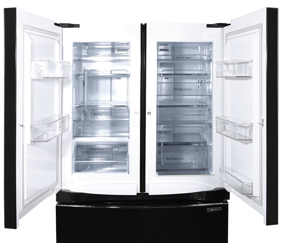 LG GF 6D725BGL 725L French Door Fridge