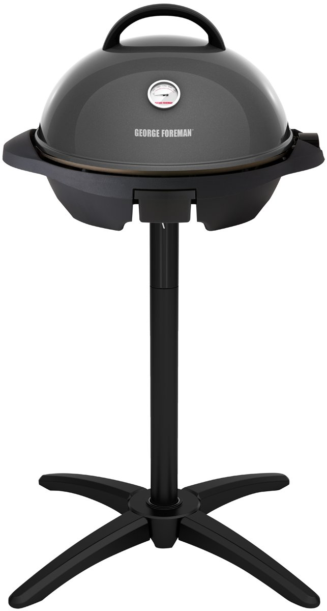 b87c3a5c39d George Foreman GGR300AU Indoor Outdoor Electric BBQ with Grill ...