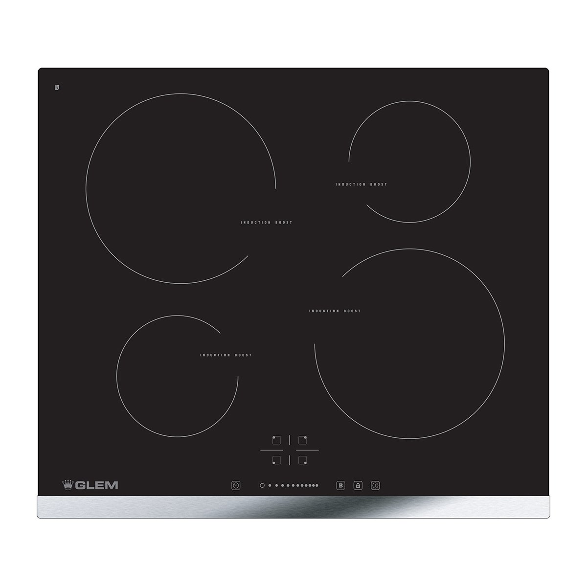 Induction Cooktop Made In Germany ~ New glem glind b induction cooktop ebay