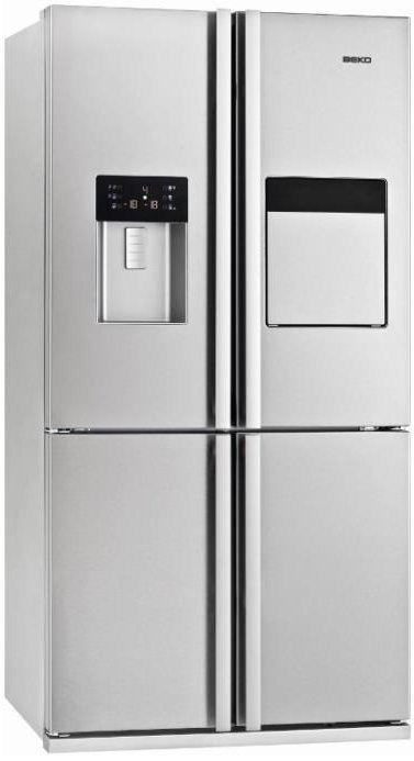 Beko Gne134620x 584l French Door Fridge Appliances Online