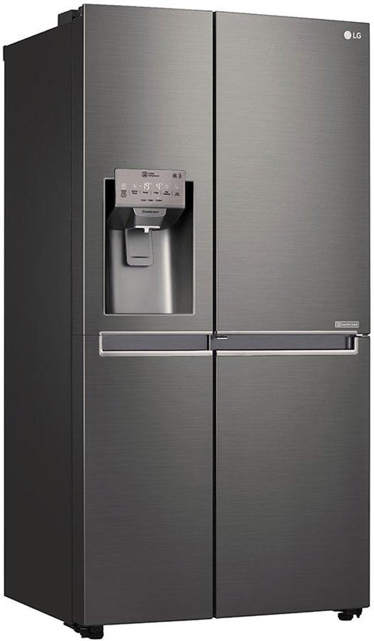 Lg Gs D665bsl 665l Side By Side Fridge Appliances Online