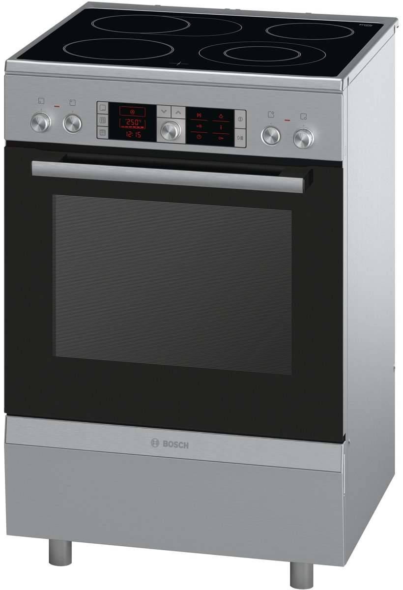 Good Bosch HCA854450A 60cm Freestanding Electric Oven/Stove | Appliances Online