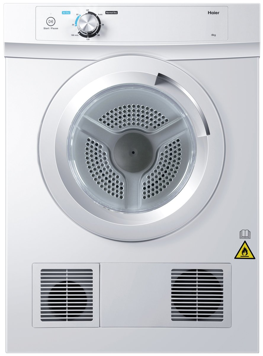Haier 4kg Vented Dryer HDV40A1 on