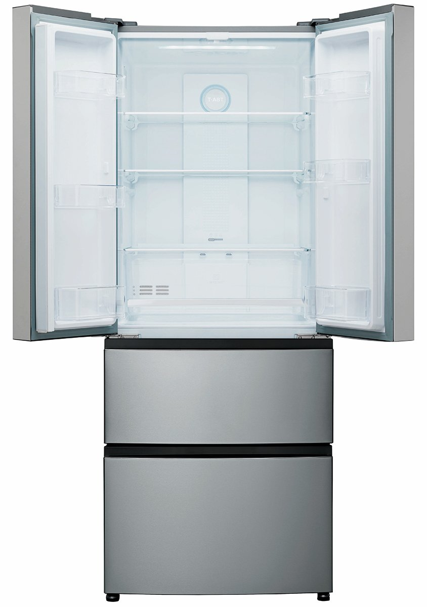 Haier HFD462FS1 462L French Door Fridge