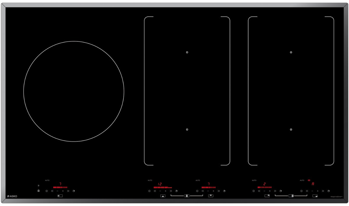 Delightful Asko HI1983 Induction Cooktop