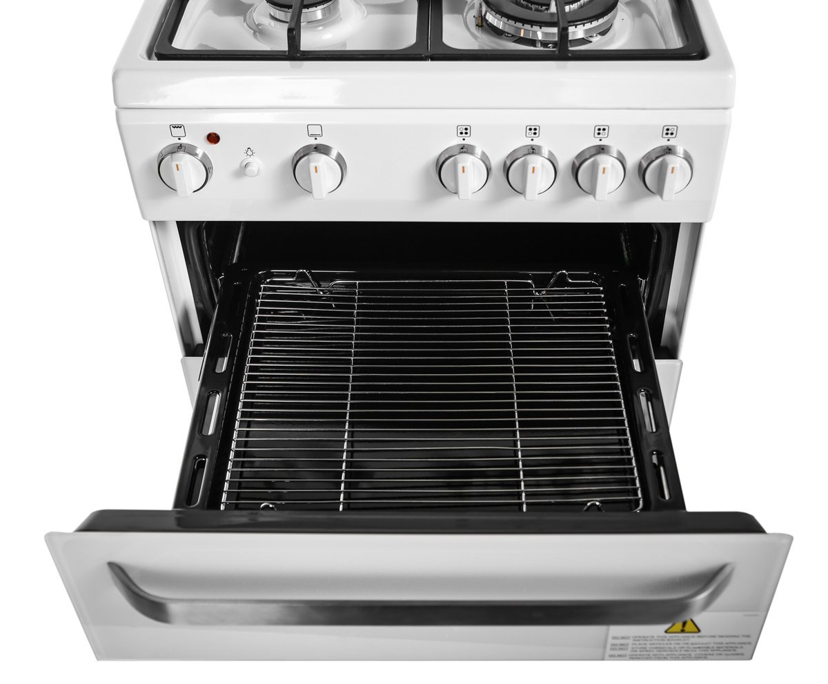 haier gas cooktop electric haier hor54b5mgw1 54cm freestanding natural gas ovenstove appliances online