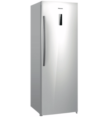 Hisense 355L Upright Fridge HR6AFF355SD