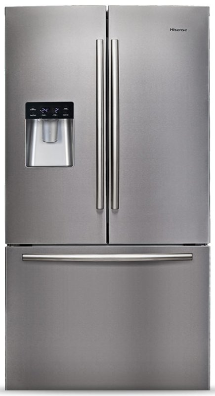 Hisense HR6FDFF630S 630L French Door Fridge | Appliances Online on