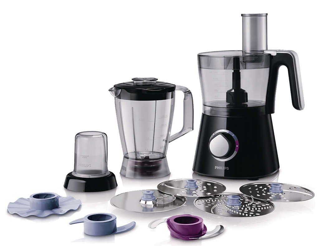 Philips HR7762-90 Food Processor | Appliances Online