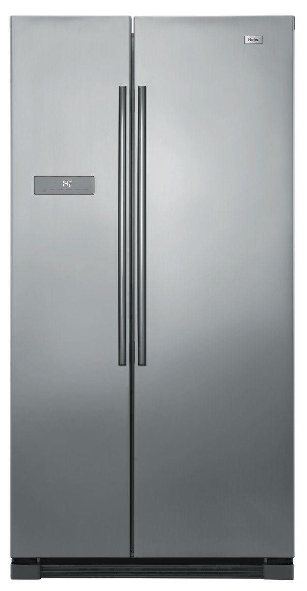 new haier hsbs628as 629l side by side fridge ebay. Black Bedroom Furniture Sets. Home Design Ideas
