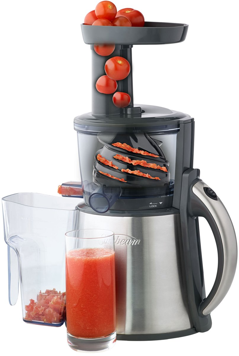 Slow Juicer Sunbeam : NEW Sunbeam JE9000 Slow Juicer eBay