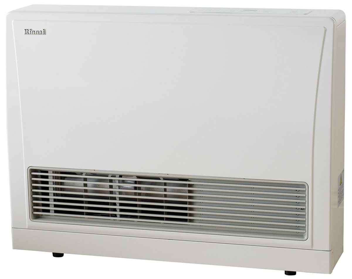 Rinnai k559ftn energysaver flued natural gas heater flu for Natural home heating