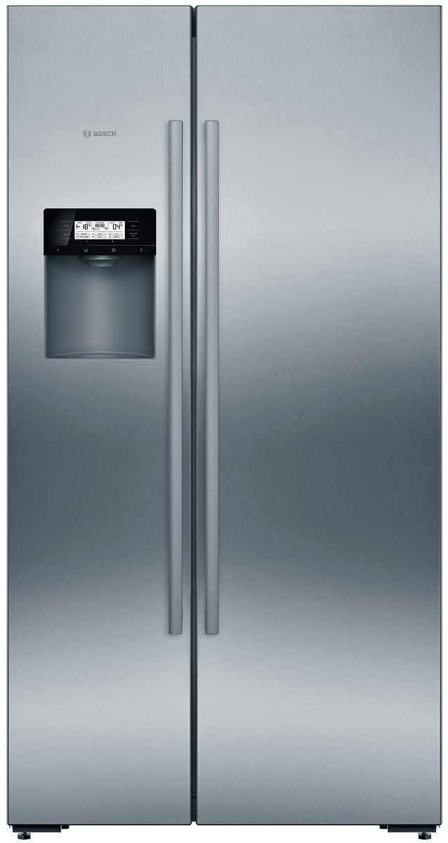 New Bosch Kad92ai20a 633l Serie 6 Side By Side Fridge