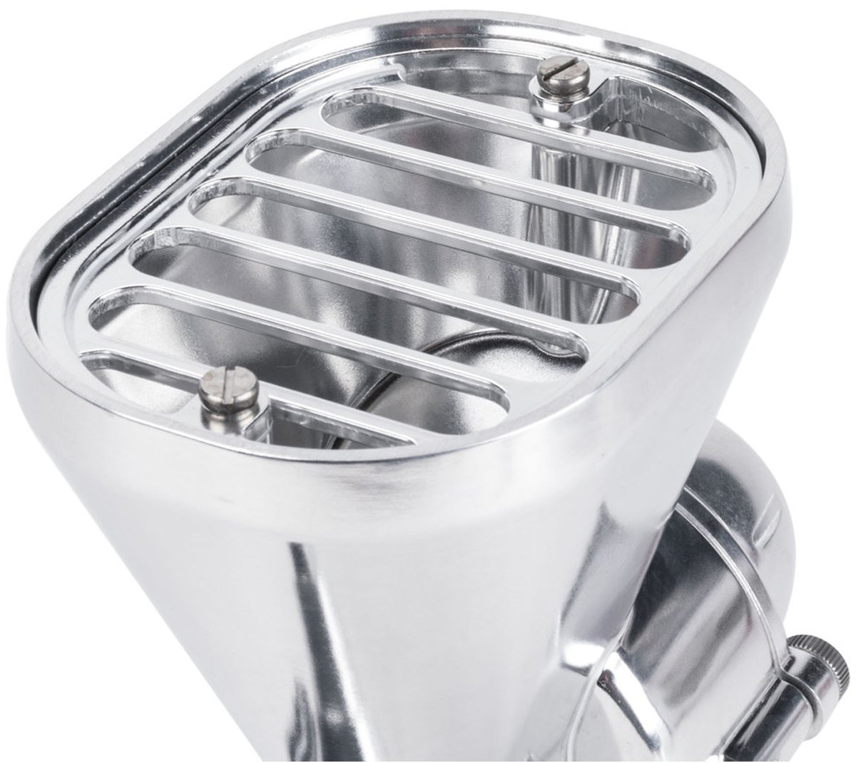 KitchenAid KGM All Metal Grain Mill Attachment | Appliances Online on blendtec grain mill, vitamix grain mill, magic mill grain mill, food grinder grain mill, family grain mill, cuisinart food mill, motorized grain mill, chinese grain mill, hobart grain mill, country grain mill, bosch grain mill,