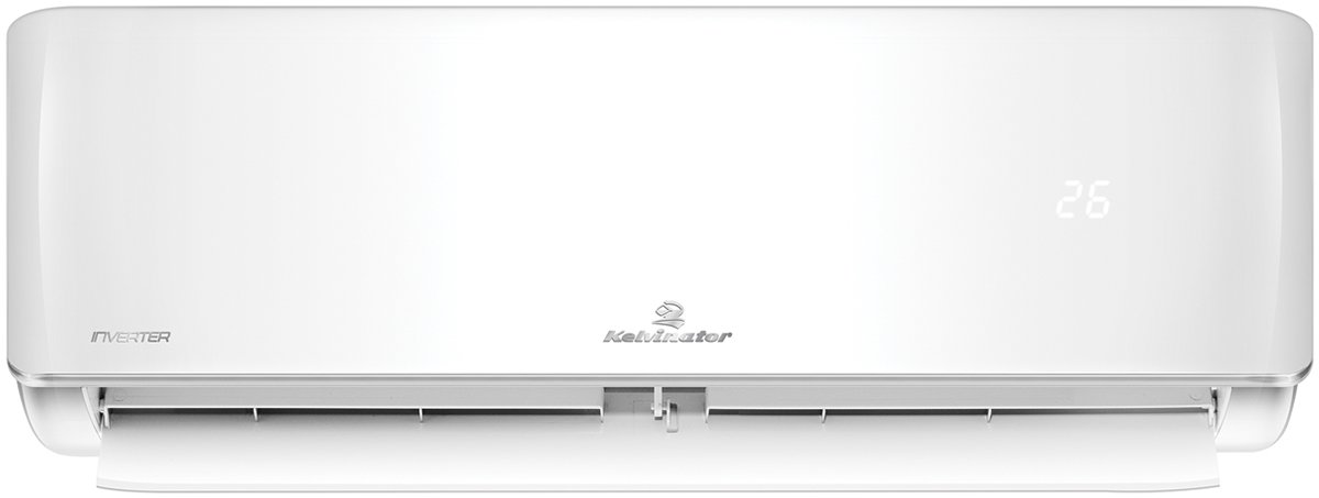 Kelvinator KSD25HRG 2.5kW Reverse Cycle Split System Inverter Air Conditioner**QLD CUST ONLY*** - FREE Delivery & Price Match* image