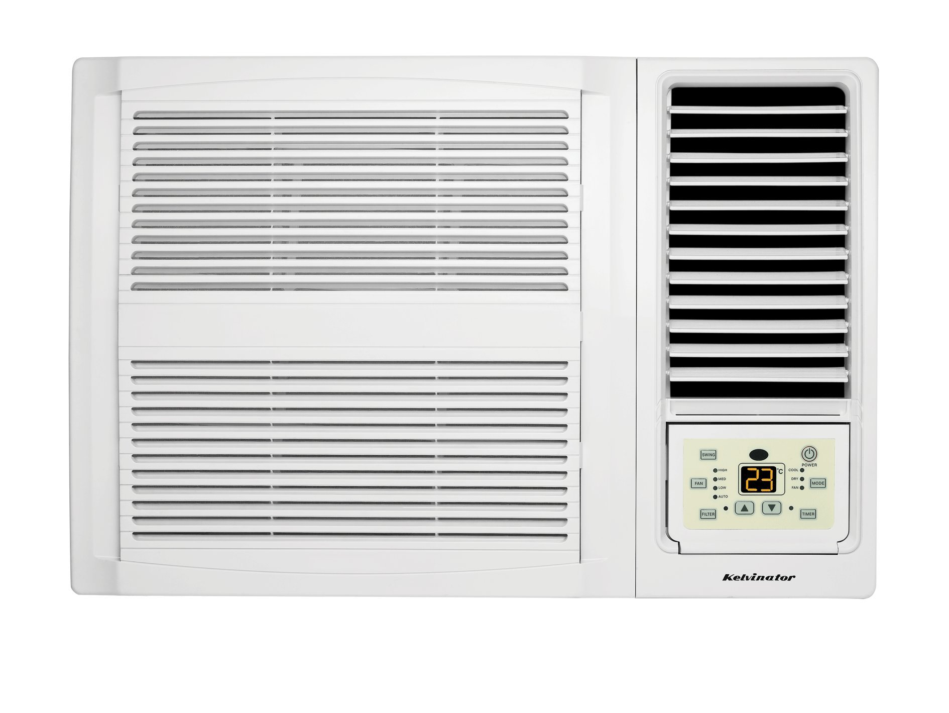 Kelvinator KWH20CRE 2.2kW Window Box Air Conditioner (Cooling only) - FREE Delivery & Price Match* image