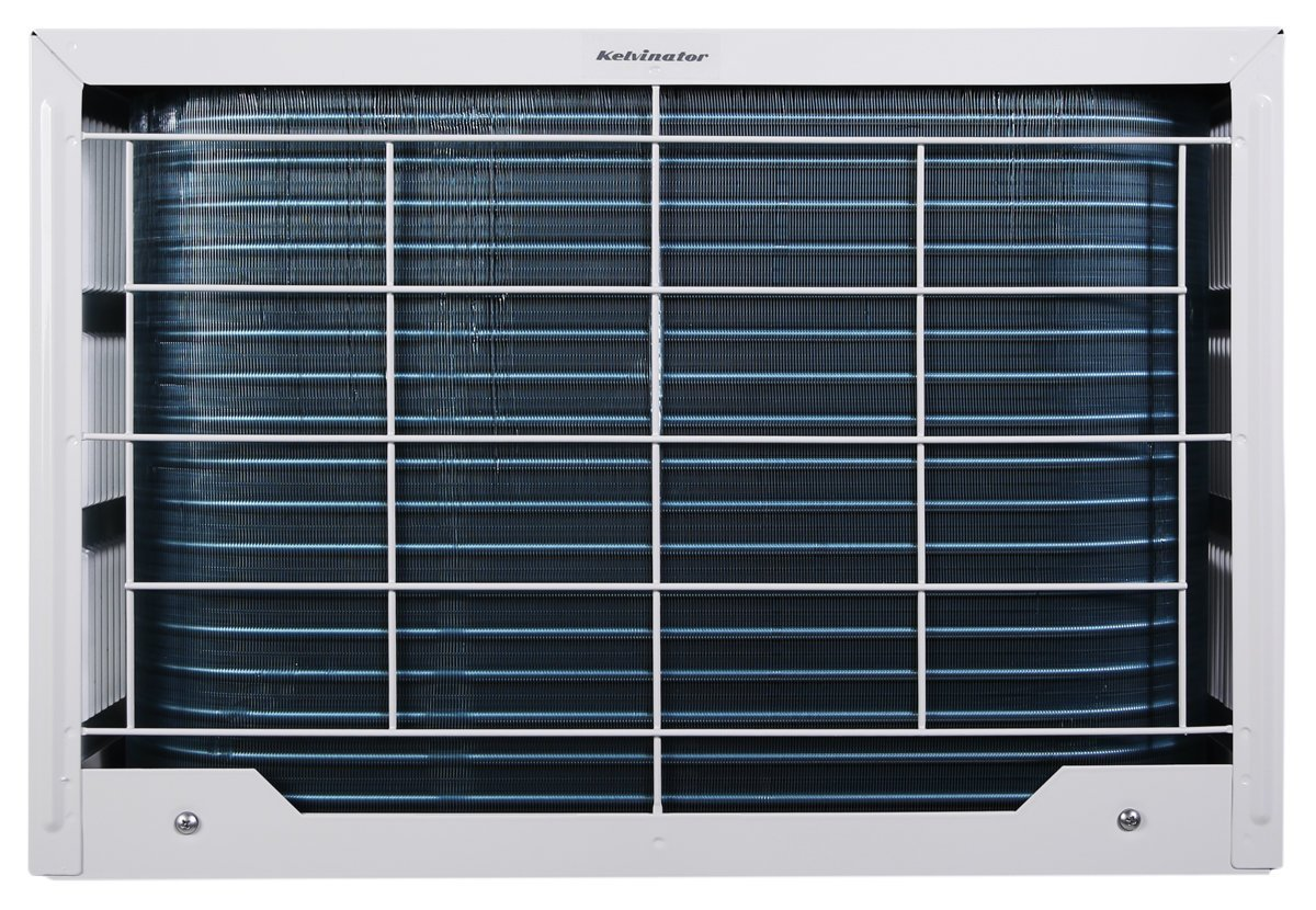 New kelvinator kwh20hre window box reverse cycle air for 15 inch wide window air conditioners