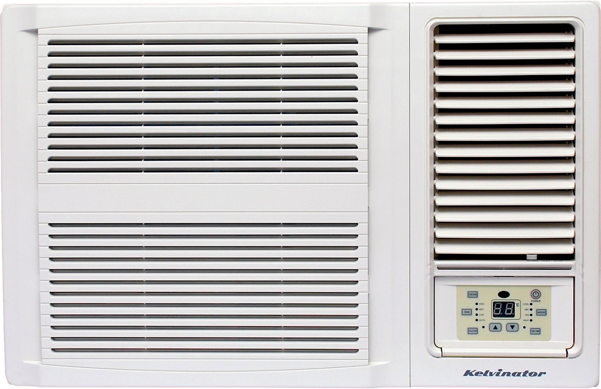 Kelvinator KWH39HRE 3.9kW Window Box Reverse Cycle Air Conditioner - FREE Delivery & Price Match* image