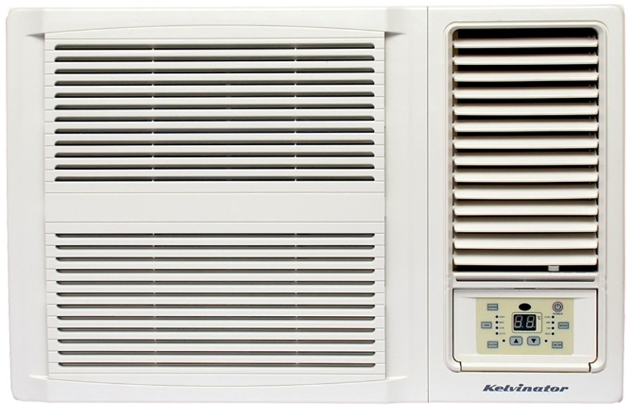 Kelvinator KWH53HRE 5.3kW Window Box Reverse Cycle Air Conditioner - FREE Delivery & Price Match* image