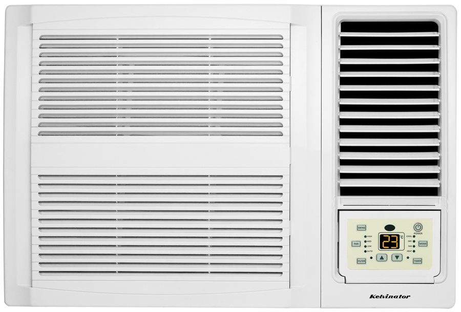 Kelvinator KWH62HRE 6kW Window Box Reverse Cycle Air Conditioner - FREE Delivery & Price Match* image