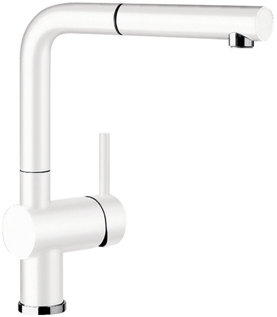 Blanco linussw kitchen mixer with pull out tap appliances online
