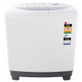 Lemair LTT8 8kg Top Load Twin Tub Washing Machine
