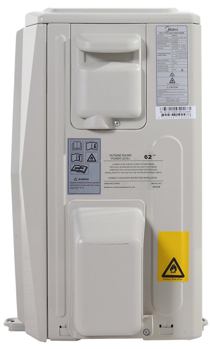 Midea Mis26 26kw Wi Fi Inverter Split System Air Conditioner Wiring Diagram Appliances Online