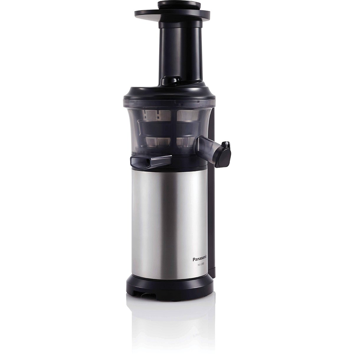 Panasonic Slow Juicer Review : Panasonic MJ-L500SST Slow Juicer Appliances Online