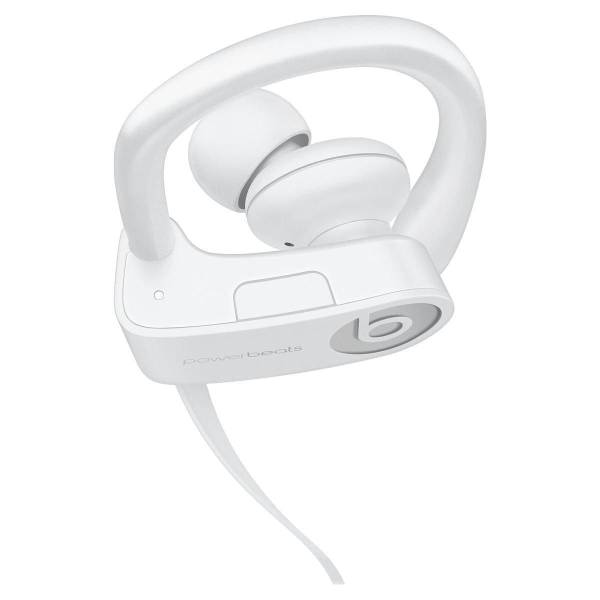 Beats ML8W2PA A Powerbeats3 In Ear Wireless Bluetooth Headphones White  5fe094fbbdfa