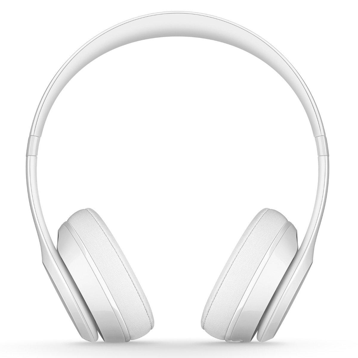 6fb4469257e Beats MNEP2PA/A Solo3 Wireless Bluetooth On Ear Headphones Gloss White |  Appliances Online
