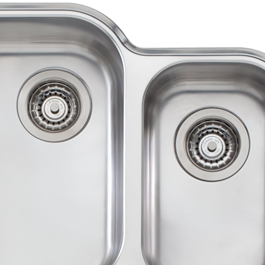 Oliveri MO71U Monet 1 And 1/2 Bowl Undermount Sink
