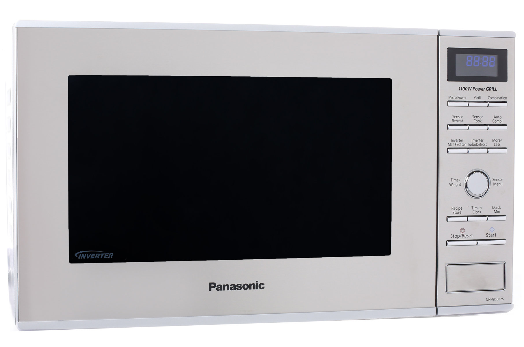 panasonic nngd682s 31l microwave with grill 1100w appliances online rh appliancesonline com au Weber Gas Grill Manuals Master Forge Gas Grill Manual