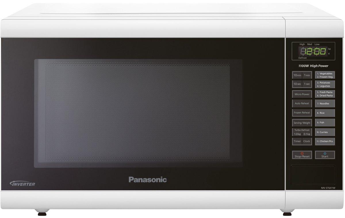 Panasonic NNST641W 32L Microwave 1100W