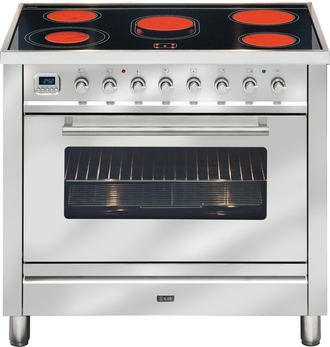 900mm Freestanding Electric Oven