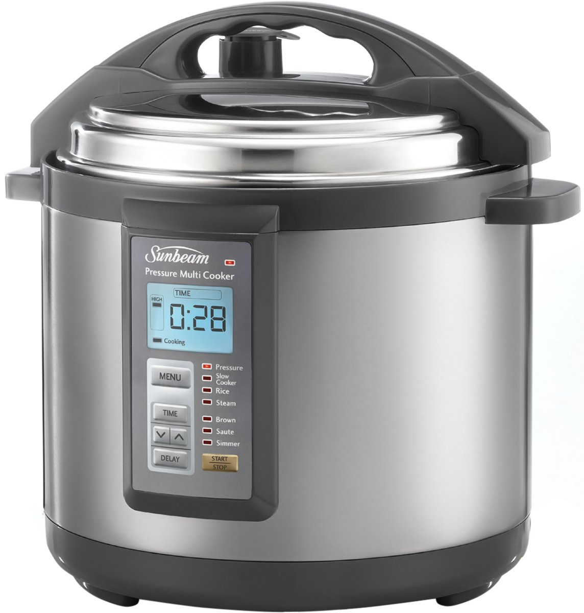 Sunbeam PE6100 Aviva 6L Multi Cooker | Appliances Online