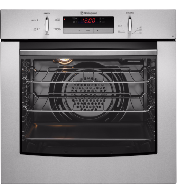Westinghouse POR667S 600mm/60cm Electric Wall Oven Main