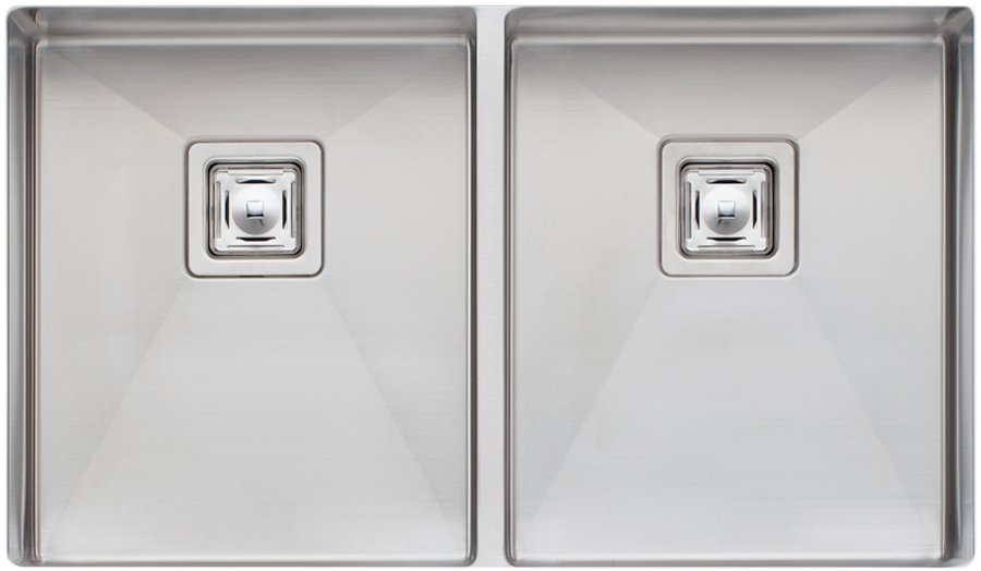 Oliveri PR1163U Professional Series Double Bowl Undermount Sink |  Appliances Online