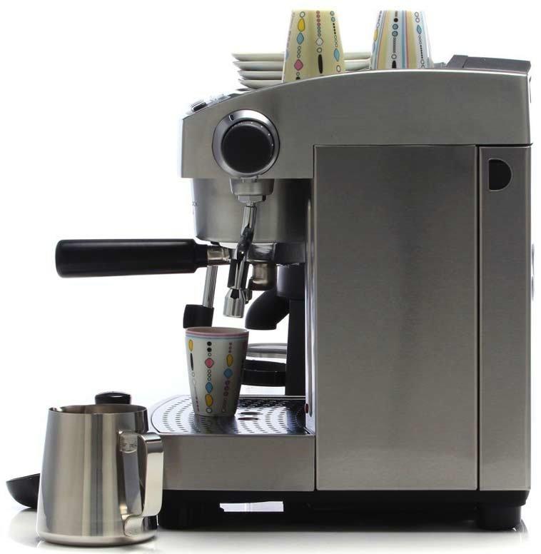 Sunbeam Programmable Coffee Maker Manual : Sunbeam PU6910 EM6910 EM0440 Cafe Series Espresso Machine Grinder Pack eBay