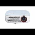 LG PW800 Compact pebble design smart minibeam projector