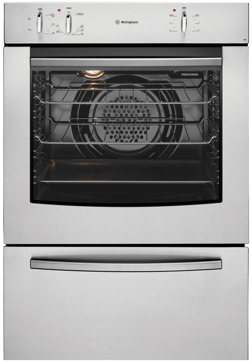 Westinghouse PXR688S 60cm Electric Wall Oven. This product is not  available, but the good news is we have one very similar to it!