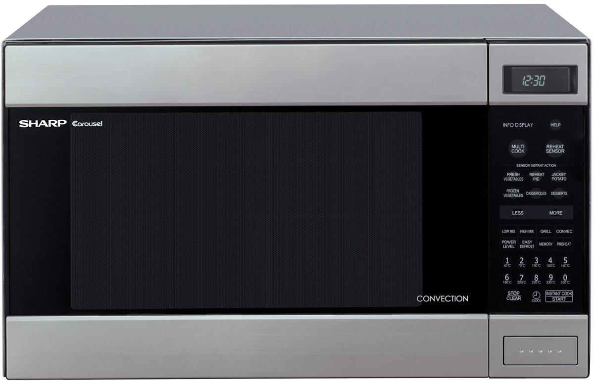 sharp 900w microwave. sharp r990ks 20l convection microwave 900w 900w n