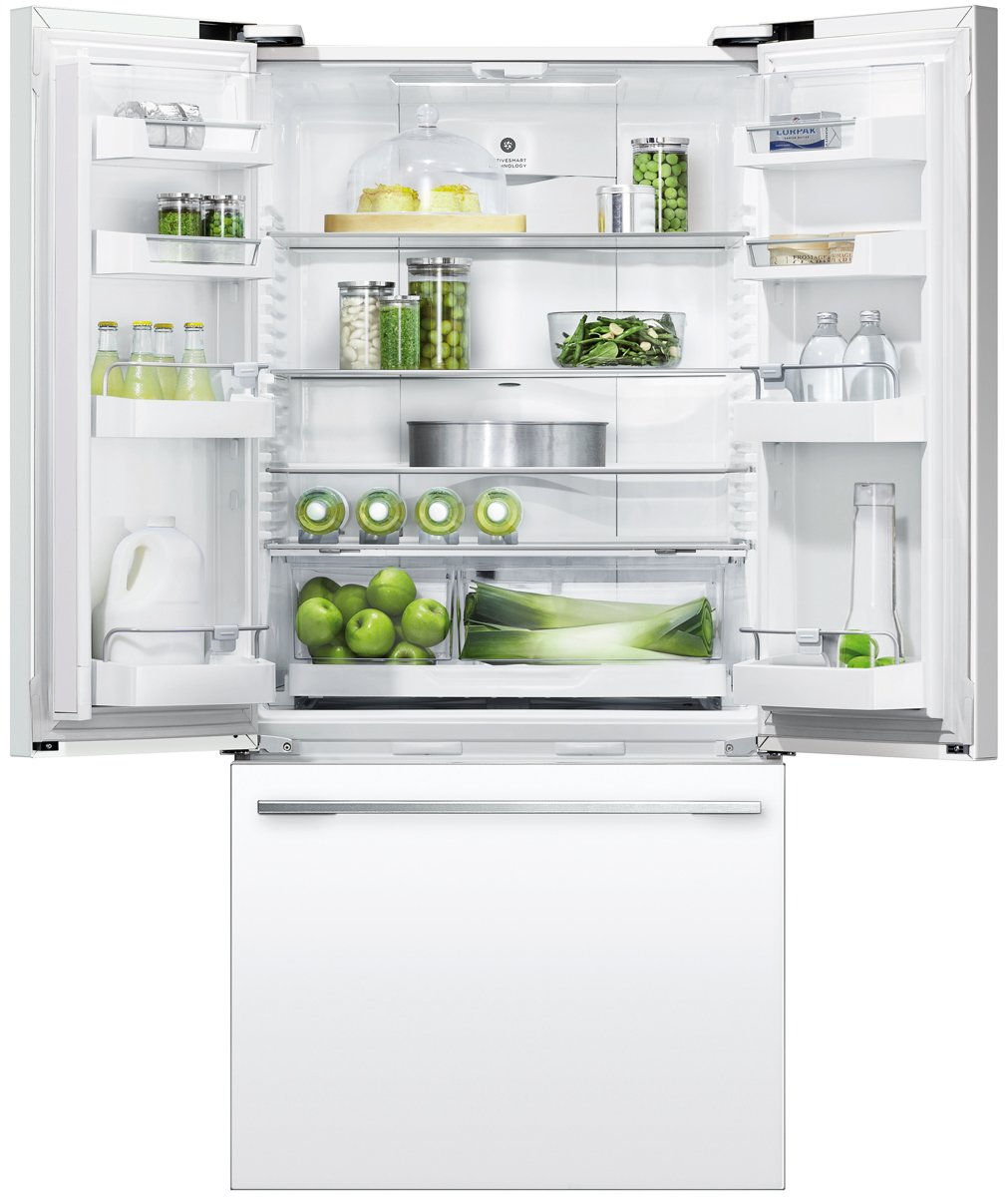 Fisher and paykel french door fridge reviews - Fisher Paykel Rf522adw4 519l French Door Fridge