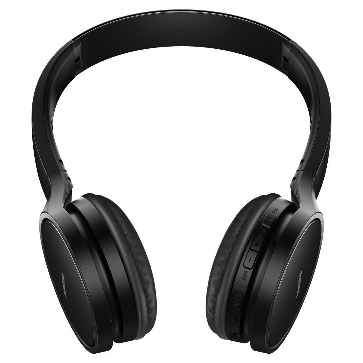 f1b09f6a7a5bd5 Panasonic RP-HF400BE-K Wireless Bluetooth On Ear Headphones Black |  Appliances Online