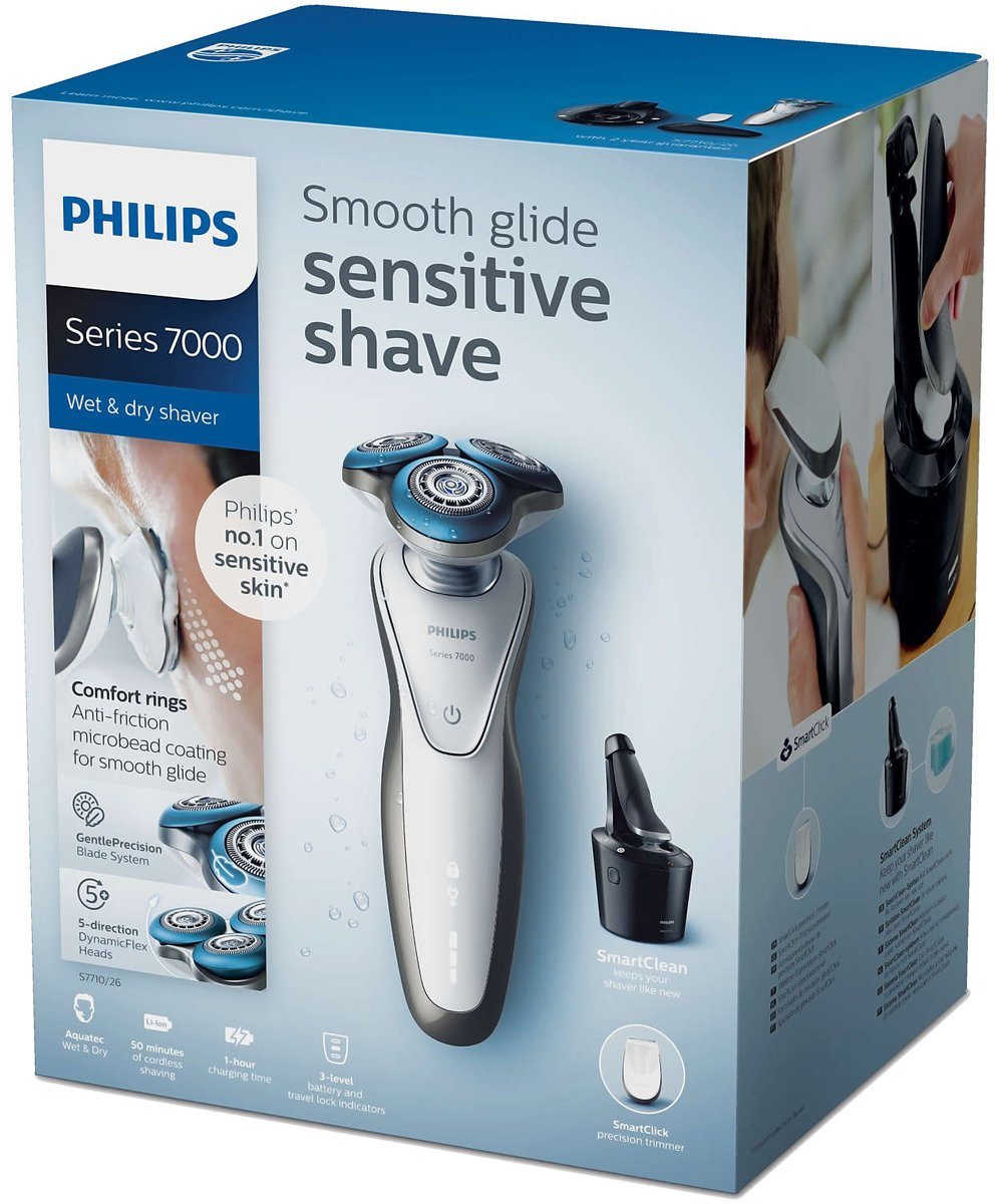 Philips S7710SC Series 7000 Wet and Dry Electric Shaver  013bfc61af06
