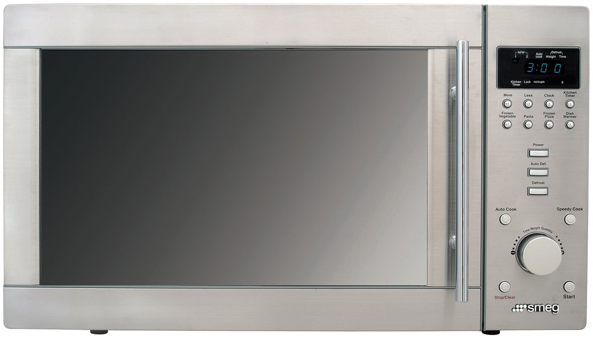 Smeg Sa987cx 2 Convection Microwave Appliance Online