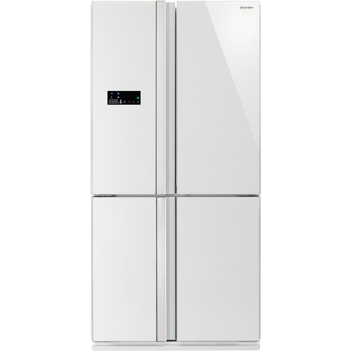 white french door refrigerator. white french door refrigerator