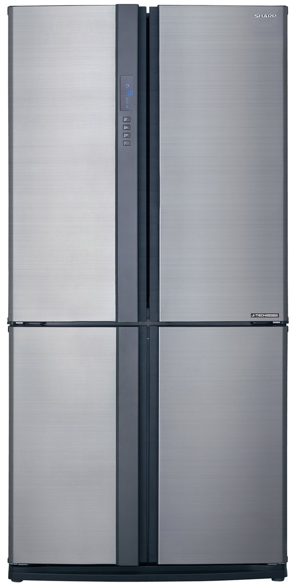 Sharp Sjxe676fsl 676l French Door Fridge Appliances Online