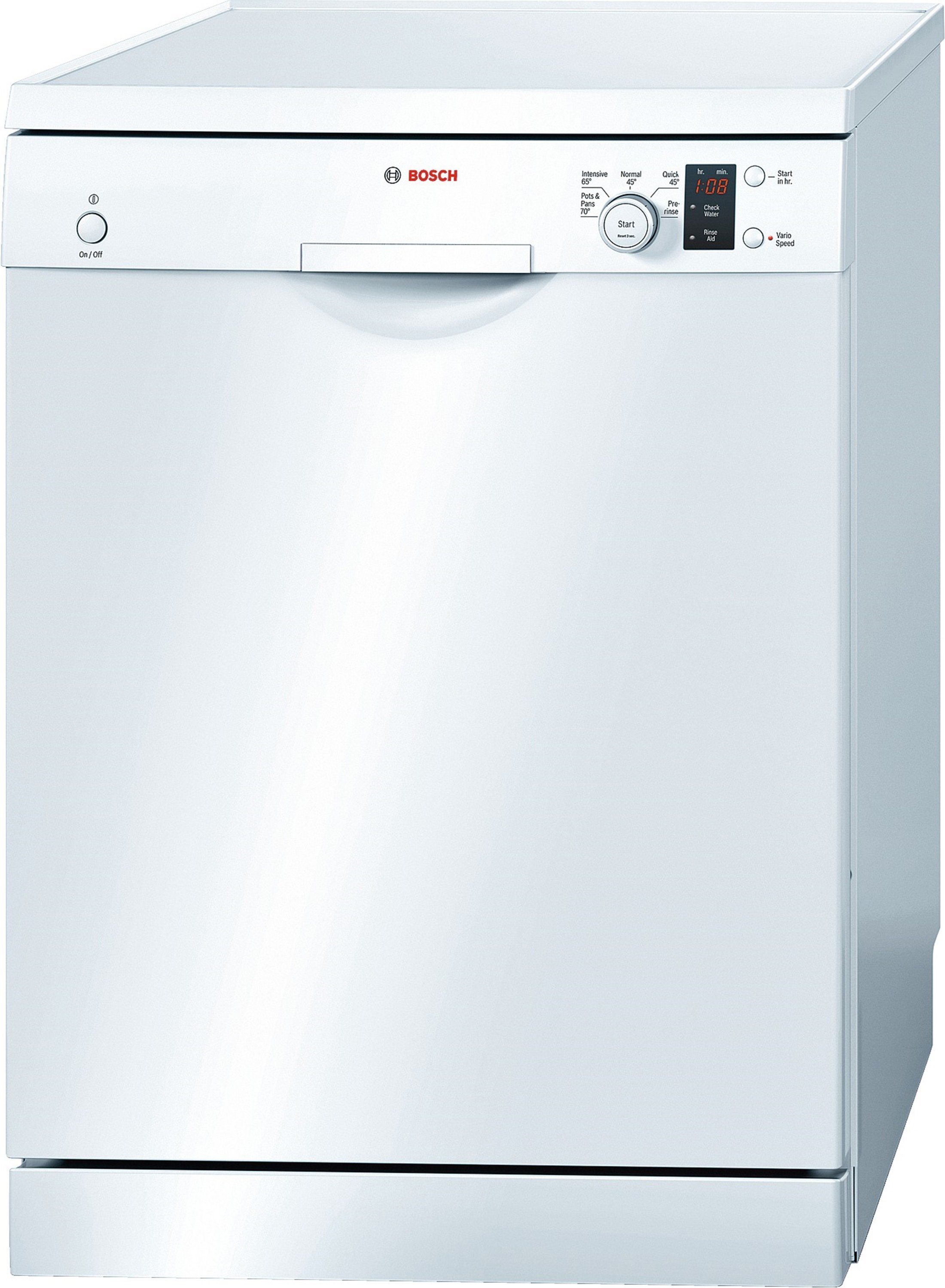 new bosch sms50e32au serie 4 freestanding dishwasher ebay. Black Bedroom Furniture Sets. Home Design Ideas